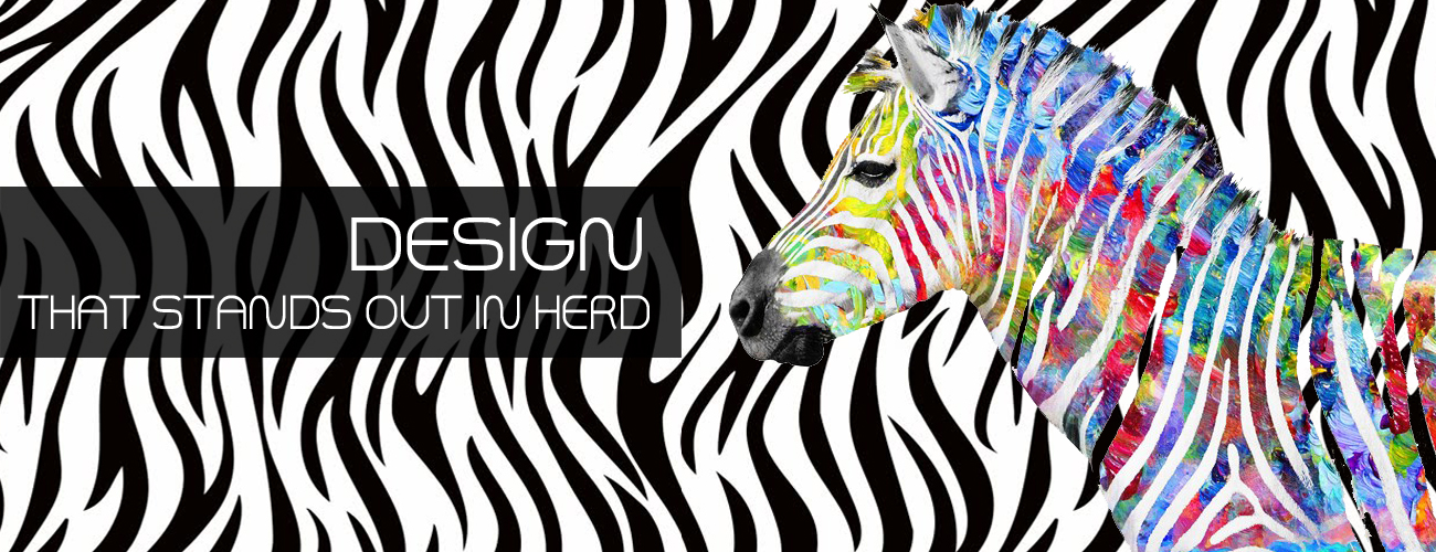 Design That Stands Out In Herd